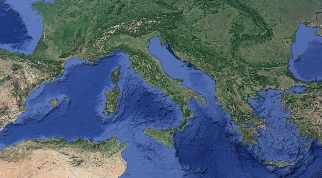 Mittelmeerregion